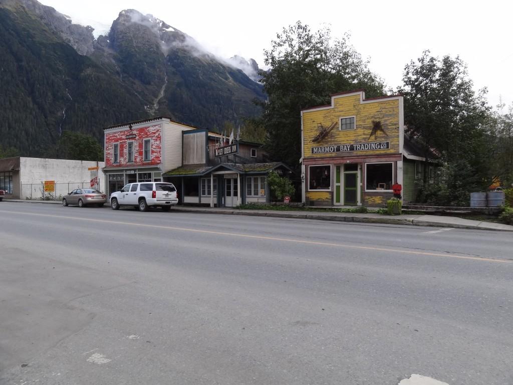 Stewart BC main street