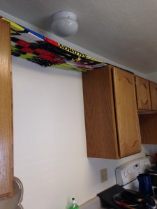 Kitchen skis