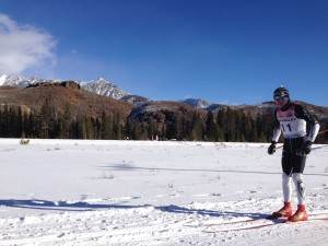 Racing snow maker classic in sun valley