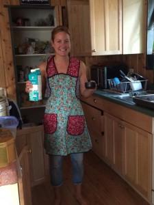 Hausfrau  Anja
