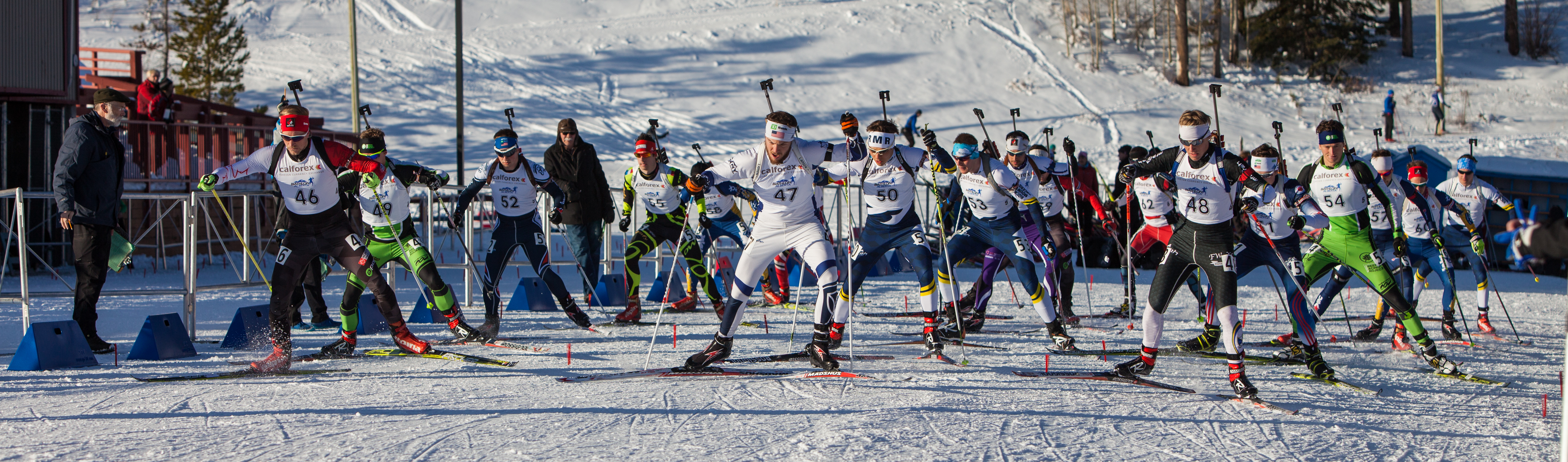 Calforex cup canmore