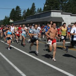 Firecracker Mile start 2009