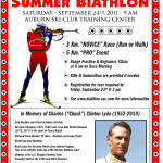 Chuck Lyda Memorial Summer Biathlon