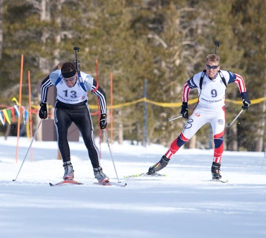 Mammoth Biathlon