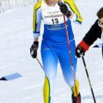 Annika Taylor - JN Classic Sprints 2012