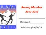 racing member 1213