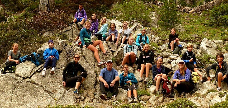 Devo hike - Shirley Canyon