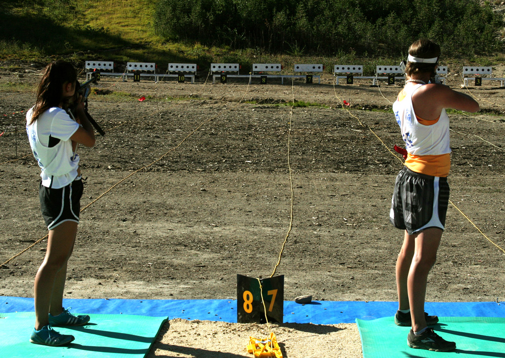 Summer Biathlon 2012
