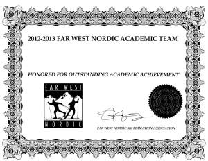 Academic-Team-Certificate