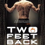 Two Feet Back - Book Front Cover