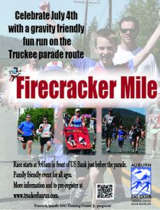 2013 Firecracker Mile
