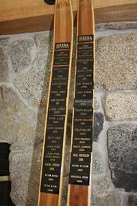 Sierra Ski Chase trophy